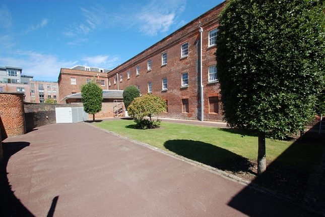 Thumbnail Flat to rent in The Granary & Bakery, Weevil Lane, Gosport, Hampshire