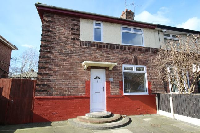 Thumbnail Semi-detached house to rent in Smith Road, Widnes