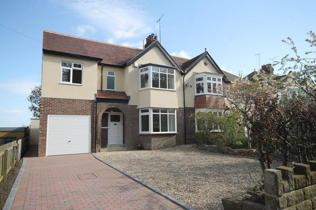 Thumbnail Semi-detached house to rent in The Beeches, Ponteland, Newcastle Upon Tyne