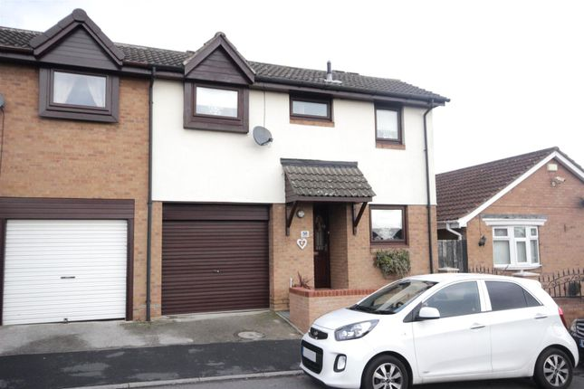 End terrace house for sale in Langthwaite Road, Scawthorpe, Doncaster