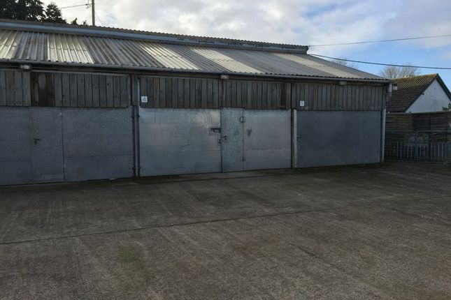 Commercial property to let in Unit 4, Markham Farm, Martcombe Road, Easton In Gordano
