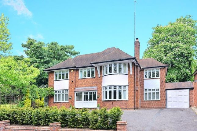 Thumbnail Link-detached house for sale in Yateley Road, Edgbaston, Birmingham