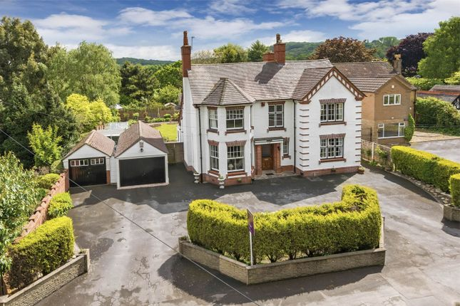 Thumbnail Detached house for sale in Holyhead Road, Wellington, Telford, Shropshire
