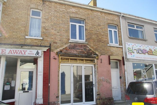 Thumbnail Terraced house for sale in New Road, Porthcawl