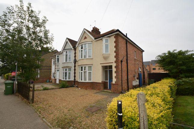 Thumbnail Block of flats for sale in Aldermans Drive, Peterborough