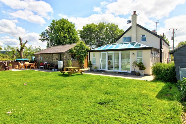 Thumbnail Detached house for sale in Trofarth, Abergele
