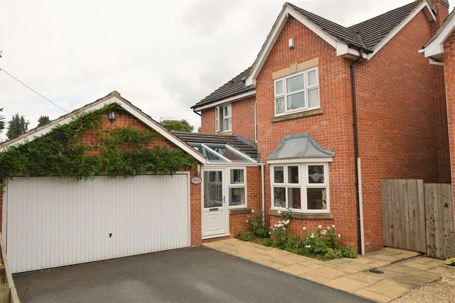 Thumbnail Detached house for sale in Brooklyn Court, Inkberrow
