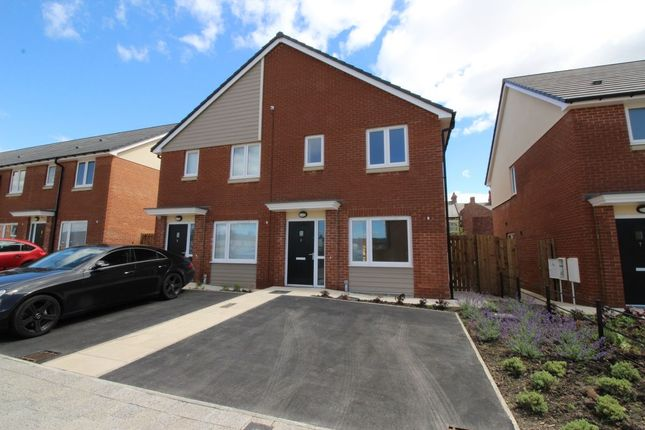 2 bed semi-detached house for sale in Tulip Close, West End Gardens, Stockton-On-Tees