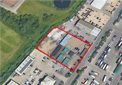 Thumbnail Light industrial to let in Storage Yard, Cowley Road, Cambridge, Cambridgeshire
