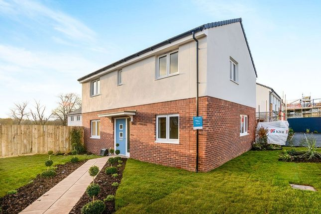 Thumbnail Detached house for sale in The Vines Nightingale Close, Plymouth