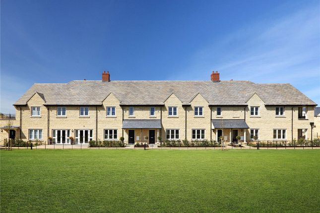 Thumbnail Terraced house for sale in Plot 47, Cotswold Gate, Shilton Road, Burford, Oxfordshire
