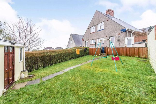 2 bed semi-detached house for sale in Elphin Crescent, Townhill, Swansea SA1