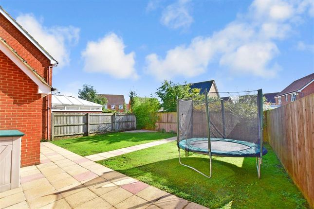 3 bed detached house for sale in stansfeld avenue hawkinge rear garden of stansfeld avenue hawkinge folkestone kent ct18 solutioingenieria Images