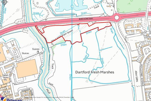 Thumbnail Land for sale in Dunlop Close, Dartford