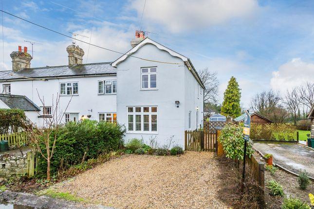 Thumbnail End terrace house for sale in Pigdown Lane, Hever