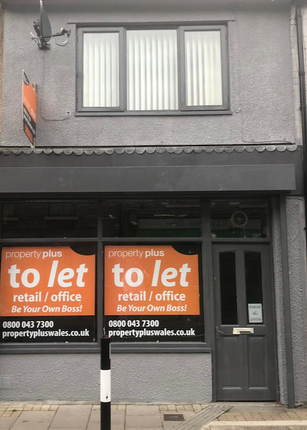 Thumbnail Retail premises to let in Brook Street, Williamstown -, Tonypandy