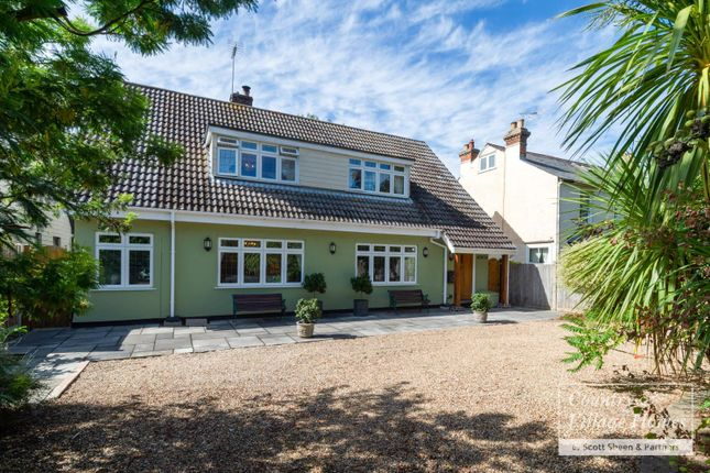 Thumbnail Detached house for sale in Mill Lane, Thorpe-Le-Soken, Clacton-On-Sea
