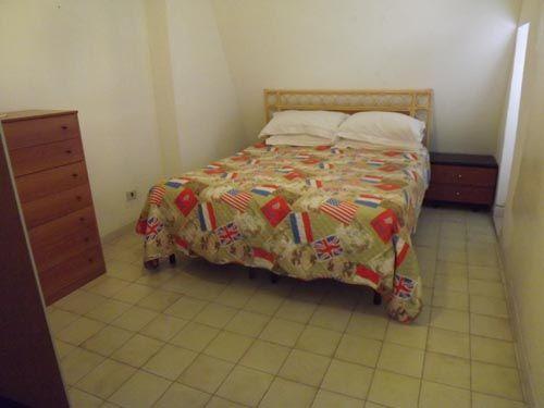 Bedroom of Via Pitagora, Scalea, Calabria, Italy