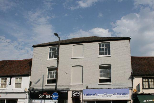 Thumbnail Flat to rent in Moulsham Street, Chelmsford
