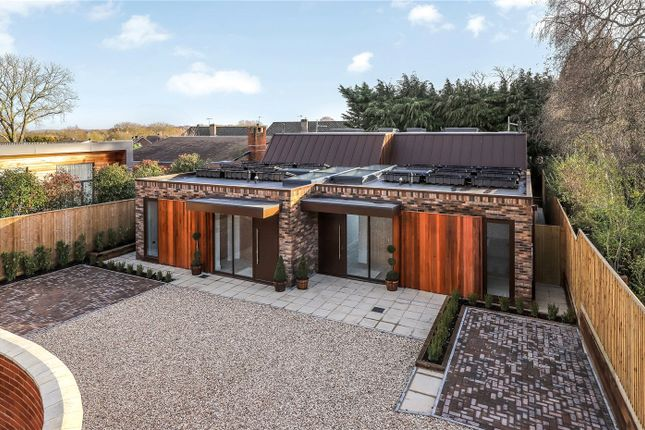 Thumbnail Semi-detached house for sale in Harestock Road, Winchester, Hampshire