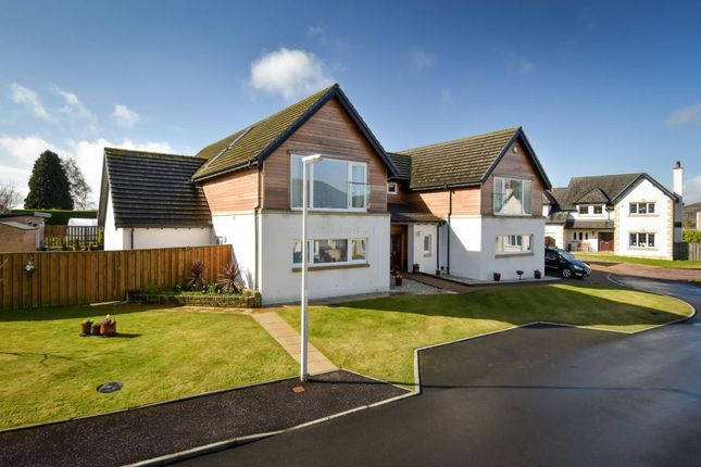 Thumbnail Detached house for sale in 20 Beechgrove Rise, Cupar
