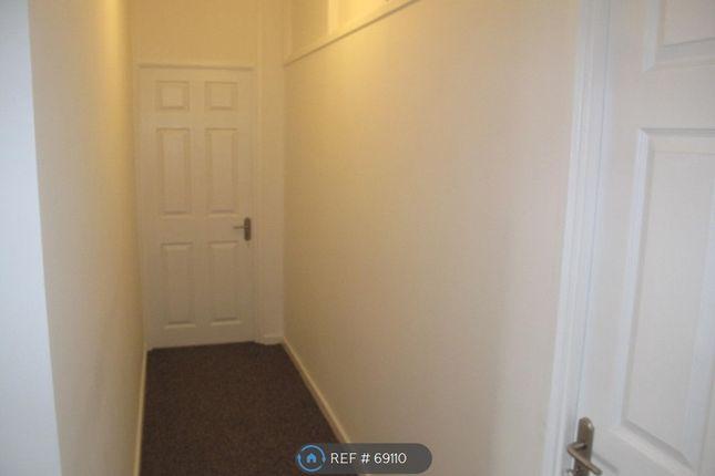 Hallway of Radford House, London N7