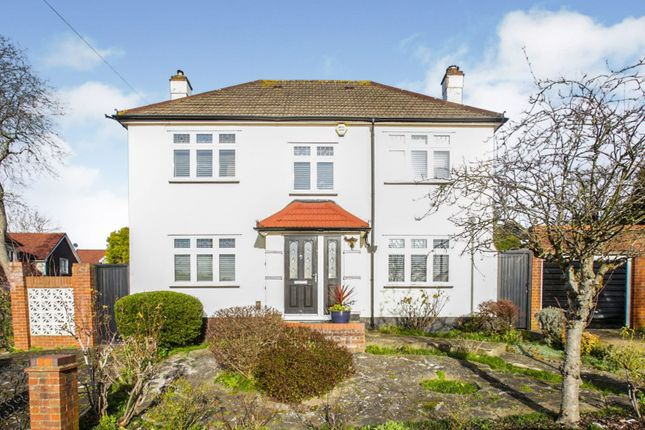 Thumbnail Detached house for sale in Croham Mount, Sanderstead, South Croydon