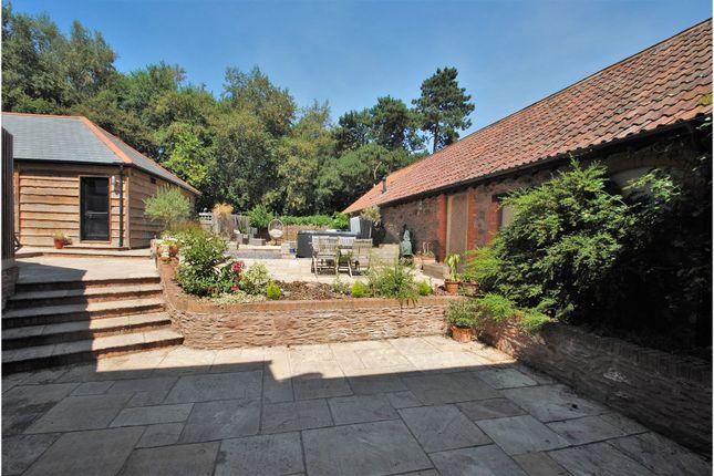 Thumbnail Barn conversion for sale in Farringdon, Bridgwater