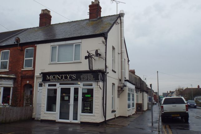 Thumbnail Restaurant/cafe to let in 5 Fitzwilliam Street, Mablethorpe