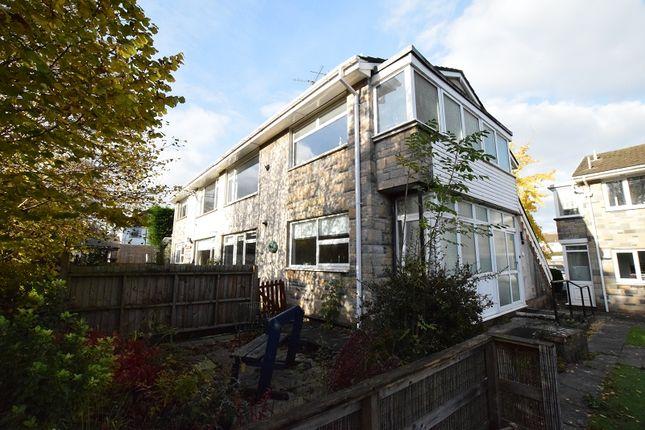Thumbnail Maisonette for sale in Wenallt Court, Rhiwbina, Cardiff.