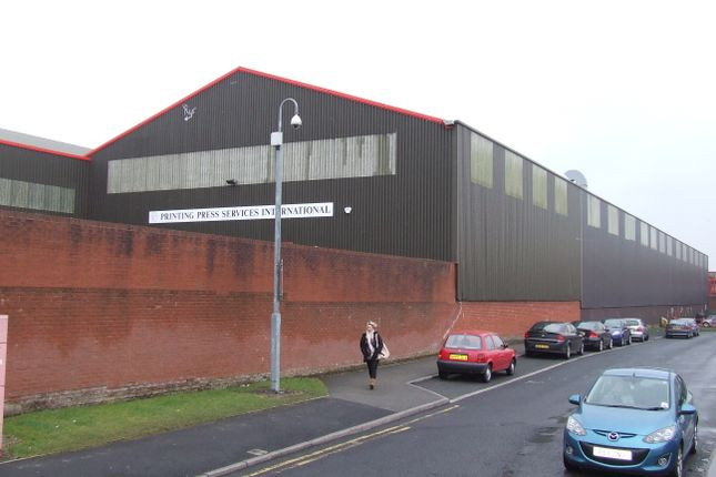 Thumbnail Industrial to let in Part Ppsi Building, Preston