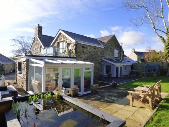 Thumbnail Property for sale in Pencaenewydd, Pwllheli, Gwynedd