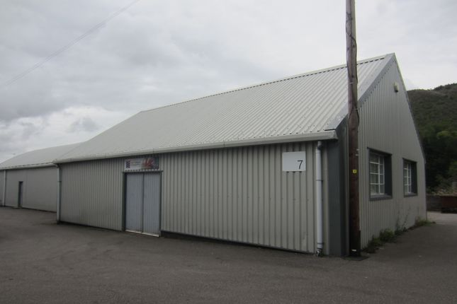 Industrial to let in Morfa Road, Swansea