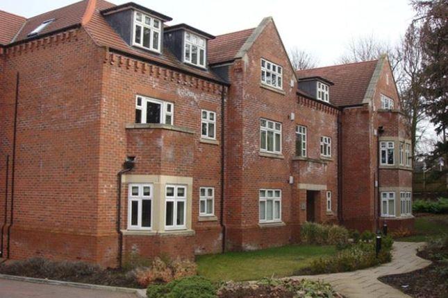 Thumbnail Flat to rent in Wood Moor Court, Sandmoor Avenue, Leeds