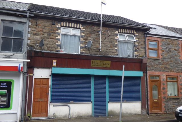 Thumbnail Flat for sale in Oxford Street, Pontycymmer