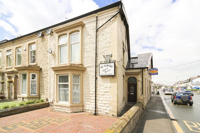 Thumbnail End terrace house for sale in Blackburn Road, Darwen