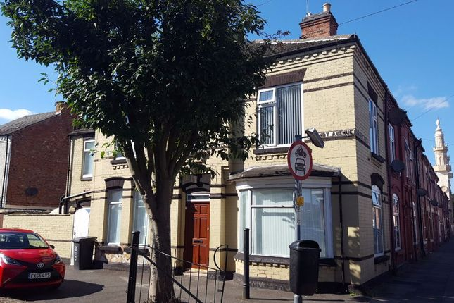 Thumbnail Terraced house to rent in Granby Avenue, Off St Saviours Road, Leicester