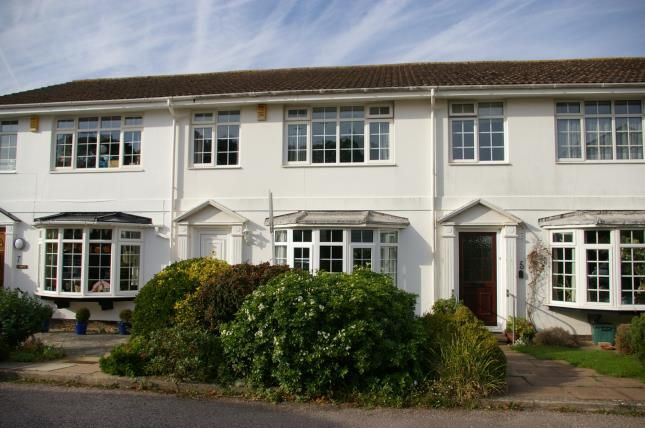 Thumbnail Terraced house for sale in Budleigh Salterton, Devon