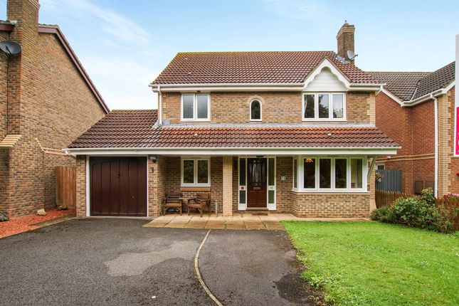 Thumbnail Detached house for sale in Meadow Mead, Yate, Bristol