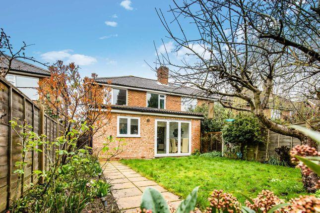 Thumbnail Semi-detached house for sale in Crendon Park, Southborough, Tunbridge Wells