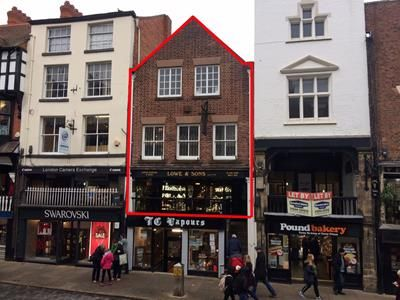 Thumbnail Retail premises to let in 11 Bridge Street Row, Chester, Cheshire