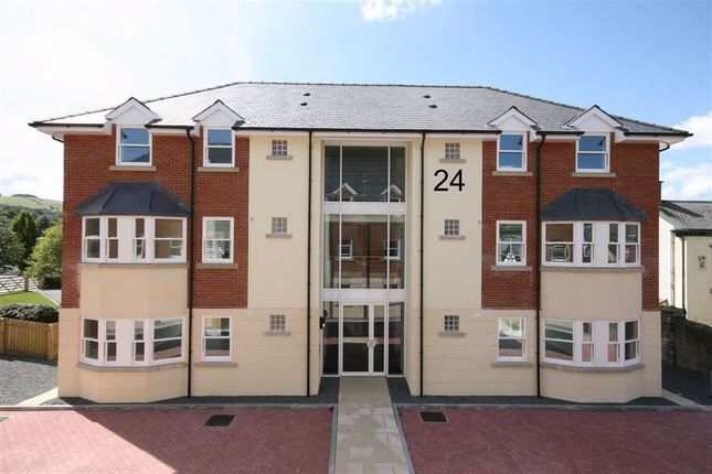 Thumbnail Flat for sale in 24, Valentine Court, Llanidloes, Powys