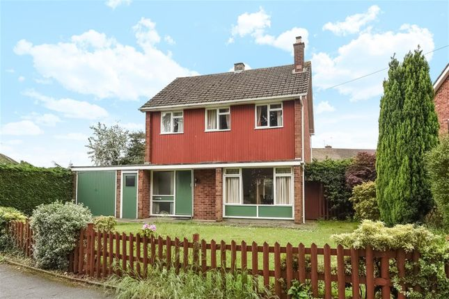 Thumbnail Detached house for sale in 3 Kings Acre Road, Hereford, Oqj
