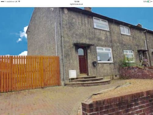 Thumbnail End terrace house to rent in Darnconner Avenue, Auchenleck, Cumnock