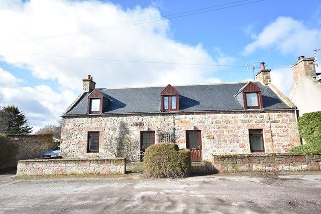 Thumbnail Detached house for sale in Moss Street, Archiestown