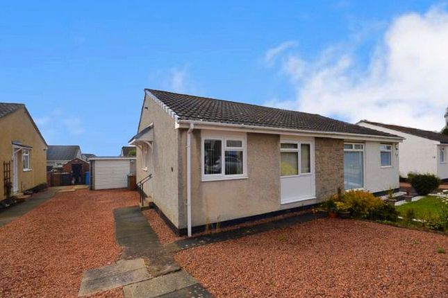 Thumbnail Bungalow for sale in Pinnel Place, Dalgety Bay, Dunfermline, Fife