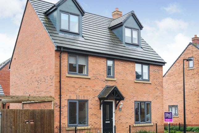 Thumbnail Detached house for sale in Duddell Street, Telford