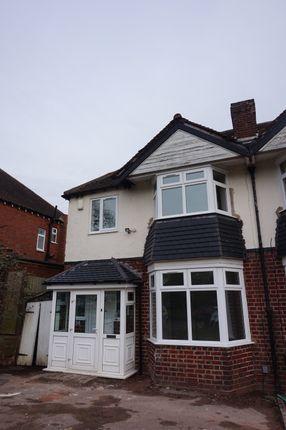 Thumbnail Semi-detached house for sale in Harborne, Birmingham