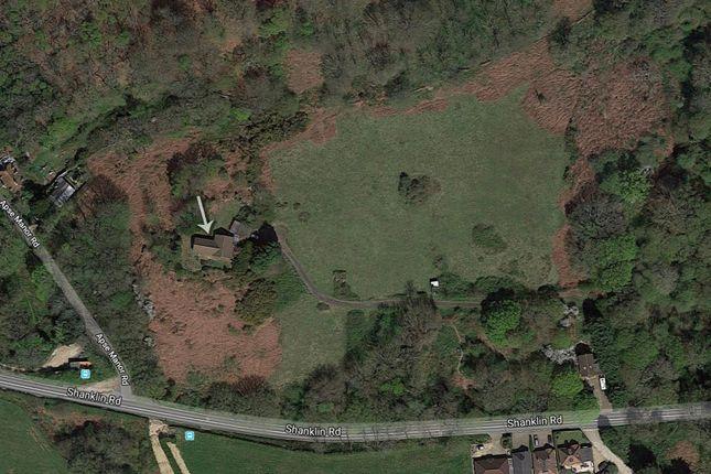 Thumbnail Detached bungalow for sale in Cliff Bridge, Shanklin