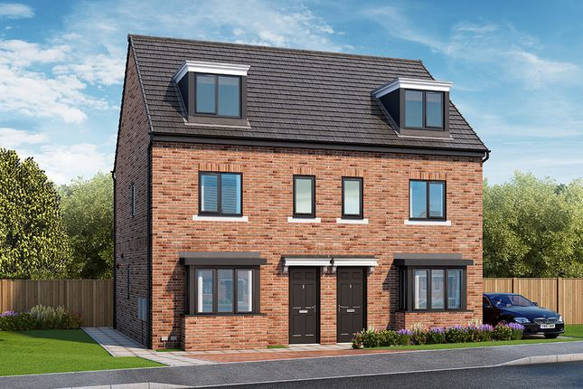 """Property for sale in """"The Stratton"""" at Close Street, Hemsworth, Pontefract"""